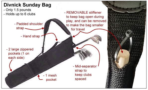 Divnick Sunday Bag